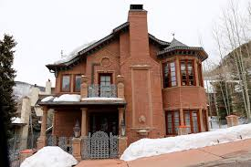 Leonardo Dicaprio Home by Sweet Southern Days Snowmass Aspen Colorado In The Winter Part