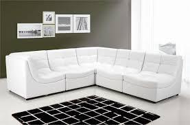 Modular Sectional Sofa White Modular Sectional Sofa 9148 Best Master