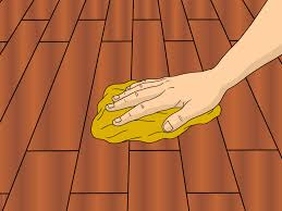 How To Fix Lifting Laminate Flooring How To Fix Loose Wood Parquet Flooring 9 Steps With Pictures
