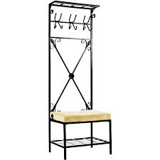 Walmart Entryway Furniture Entryway Storage Rack Walmart Com