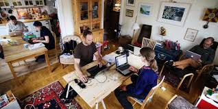 bbc home design videos bbc capital the swedes ditching desks to work from strangers