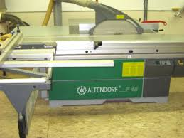 sliding table saw for sale altendorf f45 series sliding table saw used machinery equipment