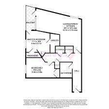 208 Queens Quay Floor Plans by 2 Bedroom Flat Horizon Broad Weir Bristol Bs1 3dj