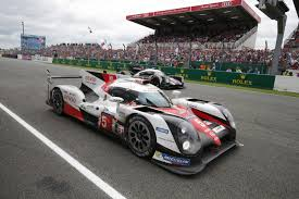 toyota germany heartbreak for toyota gazoo racing at le mans