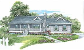 8 dream one story country style house plans photo house plans