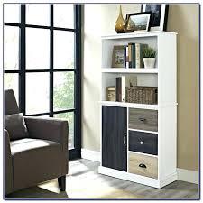 Sauder Shelves Bookcase Bookcase 3 Shelf Bookcase With Glass Doors Sauder Heritage Hill