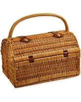 picnic baskets for two winter deals on traditional picnic basket for two