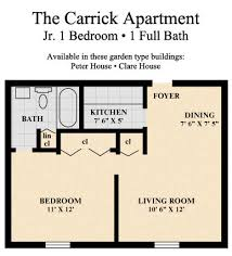 Junior 1 Bedroom Apartment Cambridge Hall Apartments West Chester Apartment Homes West