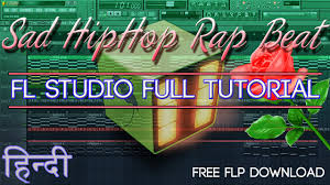 tutorial fl studio download sad hiphop rap beat song media masters
