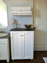 Laundry Hamper Built In Cabinet Articles With Bathroom Cabinet With Built In Laundry Basket Tag