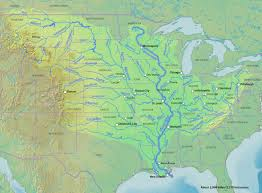 South America Rivers Map by Category Mississippi River Barry U003e Rising Tide Flood