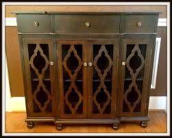 furniture counrty chocolate wooden dining room hutch for