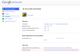 account recovery android how to delete gmail account on android