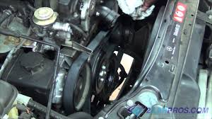 serpentine belt replacement mercedes benz c230 kompressor 2001