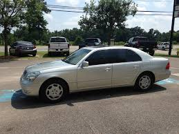 lexus ls430 gold package lexus for sale cars and vehicles north augusta recycler com