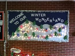 preschool winter bulletin board display my kindergarten u0027s winter