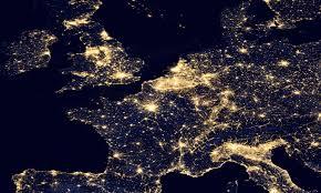 Dark Sky Map Dark Sky Initiative Gegen Lichtverschmutzung
