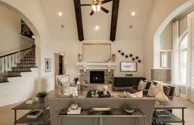 model home in dallas fort worth texas hollyhock community