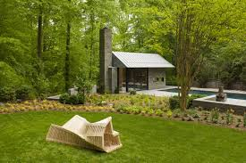 contemporary garden pavilion pool house idesignarch interior and