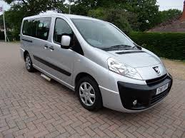 peugeot expert used 2011 peugeot expert tepee l2 two wheelchair access winch 6