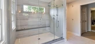 dazzling bathroom shower glass tile ideas tiles astralboutik