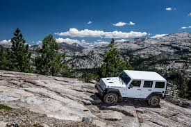 jeep rubicon trail driving the rubicon trail in a jeep wrangler motoring middle