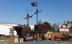 pirate ship for hire captain u0027s kids club