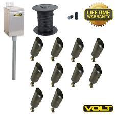 led light design affordable led landscape lighting kit collection