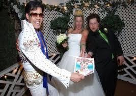 vegas weddings tacky vegas weddings