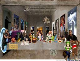Last Supper Meme - meme s last supper by recyclebin meme center
