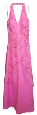nite dress onyx nite pink formal dress size 4 s tradesy