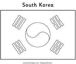 south korea flag coloring page coloring pages ideas u0026 reviews