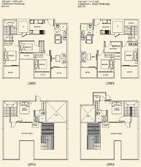 3 Bedroom Condo Floor Plan by Floor Plan Parc Rosewood