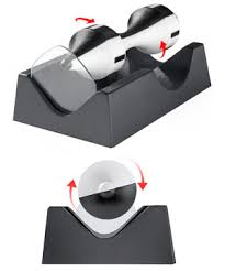 Executive Desk Toy Levitating Magnetic Top Magnetic Spinning Desk Toy