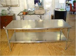 stainless steel prep table with sink awesome handsome kitchen island with cooktop and prep sink kitchen