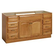 shop bathroom vanities without tops at lowes com