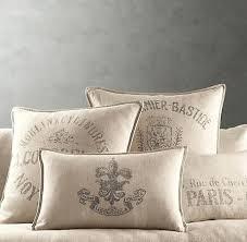 Burlap Decorative Pillows Burlap Couch Pillows U2013 Bazaraurorita Com