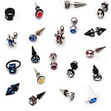 types of earrings for men 2013 sunday fashions