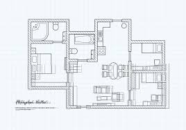 free floor plans for houses free floorplan of a house vector free vector stock