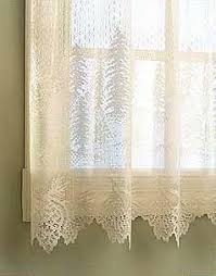 Pine Cone Lace Curtains Pinecone Lace Pine Hill Collections