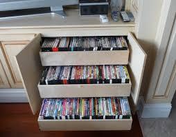 dvd storage ideas classy design media storage shelves nice ideas shelfgenie of