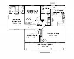 floor plan modern bungalow plans bedroom house designs kevrandoz