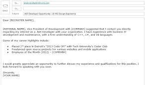 sample email sending resume 7 best images of cover letter short
