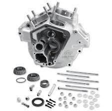 s u0026s cycle shovelhead style engine cases 432 269 j u0026p cycles