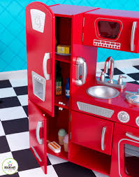 amazon com red retro kitchen toys u0026 games