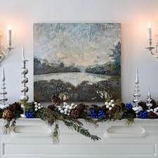 blue and white decorating ideas holiday rooms in blue and white traditional home