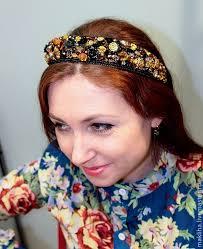handmade headbands headband tiara headband style dolce gabbana shop online on
