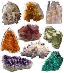 identification guides for children rocks and minerals of the
