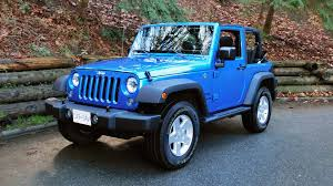 teal jeep rubicon 2016 jeep wrangler sport s test drive review