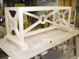 plain decoration dining room table base crafty design wood base
